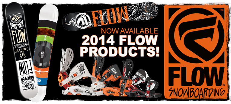 Flow Bindings on Sale! - SNS Boards